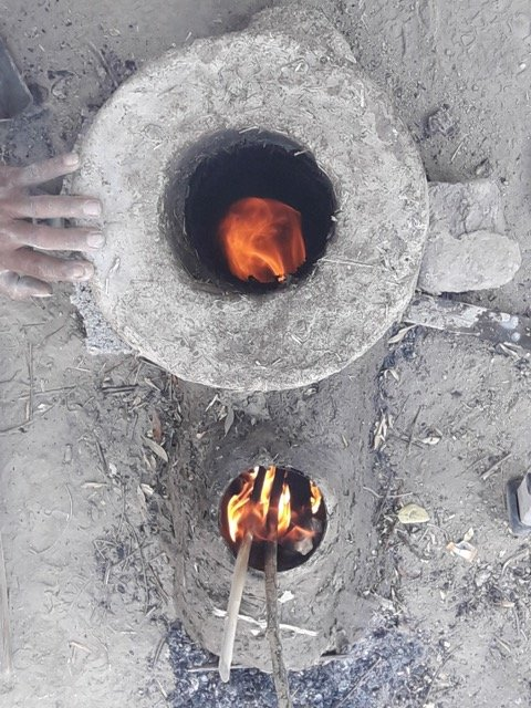 Burning Plastic In Rocket Stoves – Update